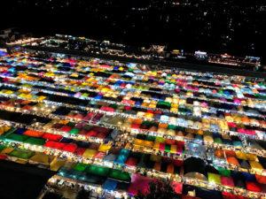 タイのマーケット