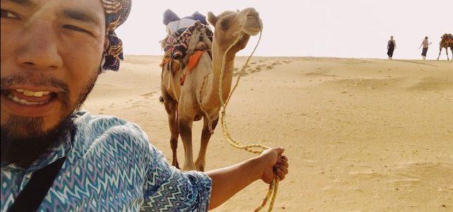 インド砂丘